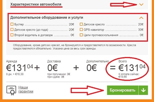 Самые низкие цены на аренду автомобиля в Подгорице и Черногории, по отзывам клиентов