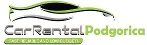 Rent a car Podgorica airport Logo