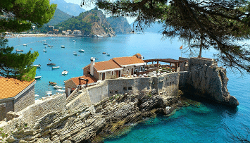 Car rental in Petrovac, Montenegro